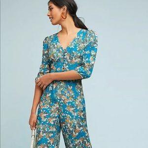 Kachel Teatime floral jumpsuit size 8 orig.$228